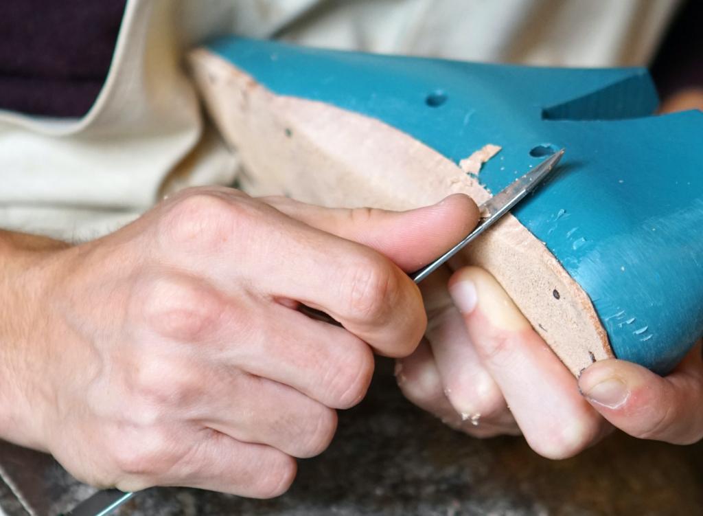 shoe-manufacturing